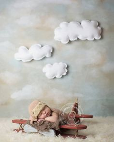 Newborn props. I have a new grandbaby coming and would love to have hats, scarfs…