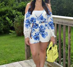 Summer must have romper