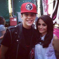 Cher and Austin Mahone