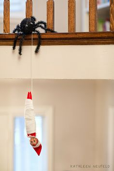 Elf on the Shelf | Flickr - Photo Sharing!