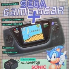 Sega Game Gear - saved all my paper route money for a year for one of these!