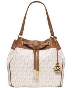 MICHAEL Michael Kors Marina Large Bucket Bag.