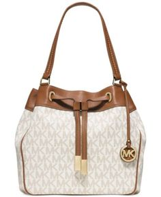 MICHAEL Michael Kors Marina Large Bucket Bag.