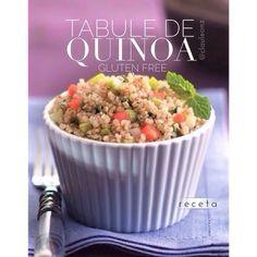 Tabulé de quinoa, apto para la #nuevadietadukan en la comida de feculentos de los sábados.