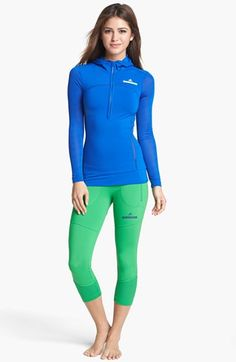 adidas by Stella McCartney 'Run' Sweatshirt & Tights  available at #Nordstrom