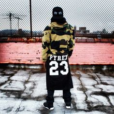 Jon The Gold: UPSCALE HYPE: PYREX - HBA - PRAY FOR PARIS