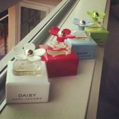 Marc Jacobs Daisy, via madisonross1
