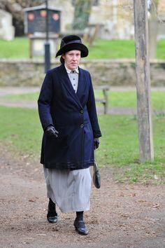 Downton Abbey Season 4 On Location