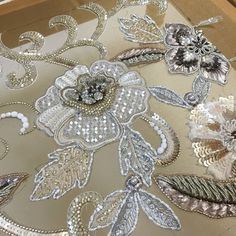 Мир вышивки. Embroidery