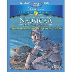 Amazon.com: Nausicaa of the Valley of the Wind (Two-Disc Blu-ray/DVD Combo): Alison Lohman, Patrick Stewart, Uma Thurman, Edward James Olmos, Hayao Miyazaki: Movies & TV $28.35