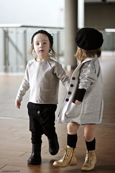 Mon chou style for boy and girls