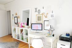 Apartment Tour: Office Space