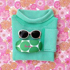 Retro perfection! #Boden Audrey Jumper and shades