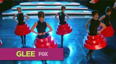 "GLEE | Full Performance of ""Whip It"" from ""The Hurt Locker, Part 1"""