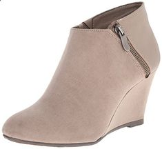 CL by Chinese Laundry Womens Valor Super Suede Boot, Taupe, 7.5 M US