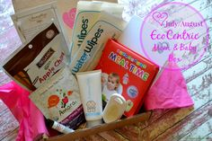 ecocentric mom box october   ... great products that filled my July/August EcoCentric Mom & Baby Box
