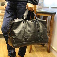 34.56$  Buy now - https://alitems.com/g/1e8d114494b01f4c715516525dc3e8/?i=5&ulp=https%3A%2F%2Fwww.aliexpress.com%2Fitem%2FLeisure-High-Quality-Small-Business-Men-leather-travel-duffle-bag-sac-de-voyage-Cossbody-Men-Gym%2F32571096979.html - Leisure High Quality Small Business Men pu leather travel duffle bag sac de voyage Cossbody Large Bag bolsa de couro masculina 34.56$