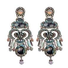 Ayala Bar Clearwater Post Earrings, part of our full line of Ayala Bar jewelry and the Ayala Bar Spring 2016 collection. Bar Earrings, Bar Necklace, Ayala Bar, Classic Collection, Body Mods, Jewelry Trends, Shoe Bag, Women, Jewellery