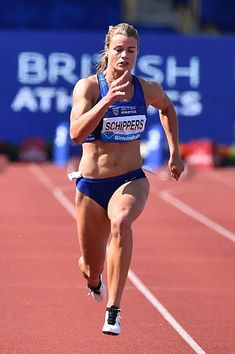 Reference for Body Type - Dafne Schippers Athletic Body, Athletic Women, Body Inspiration, Fitness Inspiration, Dafne Schippers, Fitness Models, Beautiful Athletes, Poses References, Best Cardio Workout