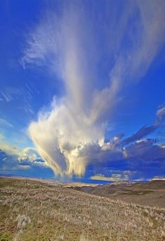 Jack R. Mann, Cloud burst