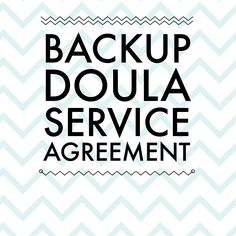 Secure a solid backup doula with this contract. The Backup Doula Services Agreement presents clear requirements and expectations for your backup doula. It is a PDF with blanks that can be filled in to meet the particular needs of your business.