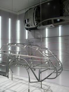 BMW Museum, located near the Olympiapark in Munich