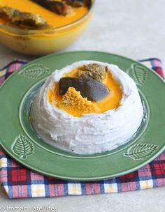 Achu soup   use baking soda not limestone