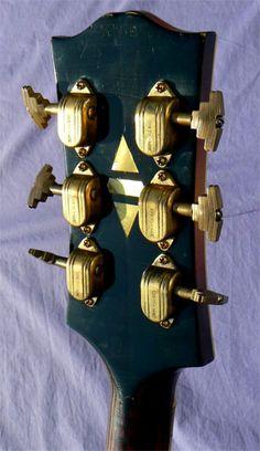 1936 Gibson Super 400- seriously, are those original?!?