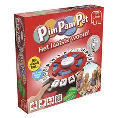 Pim Pam Pet Het Laatste Woord! - Gezelschapsspel