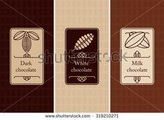 Chocolate Logo Fotos, imágenes y retratos en stock | Shutterstock