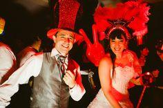 Acessórios de Pista - Costume do casamento Argentino