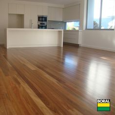 nsw/spotted/gum/floorboards Whats the orice difference between real wood and the manufactured timber flooring. Engineered Timber Flooring, Wooden Flooring, Laminate Flooring, Kitchen Flooring, Flooring Ideas, Living Room Partition Design, Room Partition Designs, Timber Flooring Melbourne, Spotted Gum Flooring