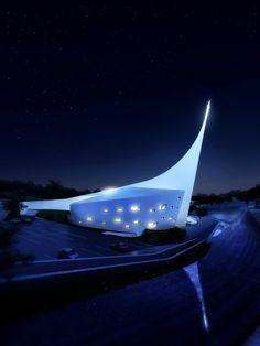 'Dove of Peace' Church / WEAVA Architects,Courtesy of WEAVA Architects