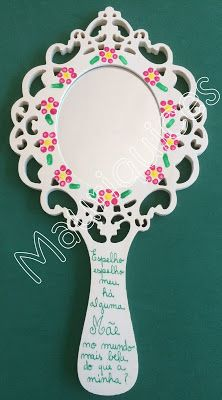 Mauriquices: Espelho, espelho meu, há alguma Mãe no mundo mais bela do que a minha?