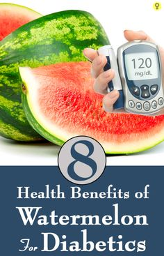 Is watermelon good for diabetics? Wondering if you could indulge in your favourite summer fruit-watermelon? Given here are 8 health benefits for you to check out Pasta Nutrition, Broccoli Nutrition, Nutrition Chart, Nutrition Classes, Nutrition Guide, Benefits Of Eating Watermelon, Watermelon Nutrition Facts