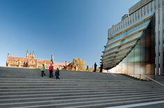 Faculty of Law, University of Sydney / FJMT