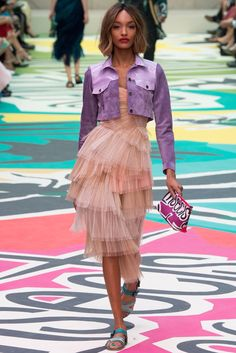 Burberry Prorsum Spring 2015 Ready-to-Wear Fashion Show Collection