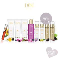 New Portuguese Brand: DVINE https://www.sweetcare.pt/b/dvine