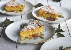 S-Küche : Ricotta-Mandel-Kuchen