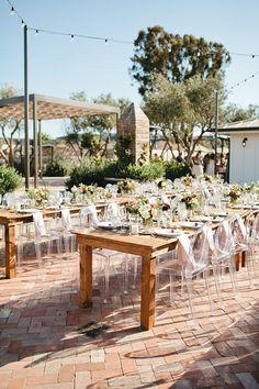 San Luis Obispo wedding Styled by Beijos Events / Photo by Megan Welker / Biddle Ranch Vineyard reception