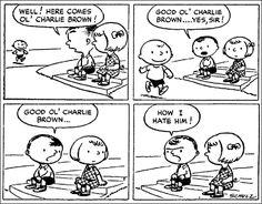 First Peanuts?