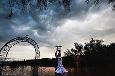 Gorgeous Padua Hills Theatre wedding. Photo taken by PALOS STUDIO.