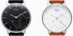 Withings Unveils a Slick Fitness Tracker Disguised as an Analog Watch, the nicest smartwatch I've ever seen, waaaannnntttt