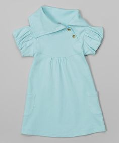 Take a look at this Skye Organic Lounge Dress - Infant, Toddler & Girls on zulily today!