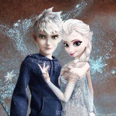 ~ ♥Jack & Elsa♥ ~
