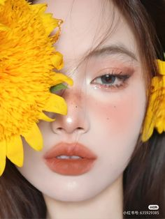 Fake People, Ulzzang Girl, Photo Sessions, Female, Hair Styles, Makeup, Aesthetics, Concept, Beauty