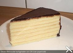 Herrentorte mit Weincreme. Super geeignet für einen leckeren Fondant Cake!