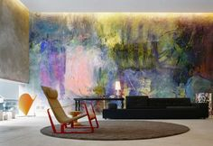 Ombre Effect Wall Murals | Home Adore