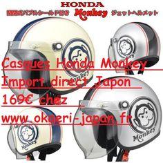 #mini4temps  #mini4stroke #mini4takt #4mini  #casque #honda #monkey #été2015…