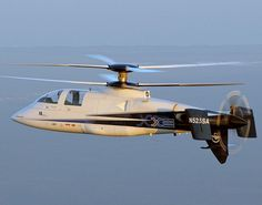 X-2 by Sikorsky helicopter sets world speed record. [The Future of Aviation: http://futuristicnews.com/tag/aircraft/]